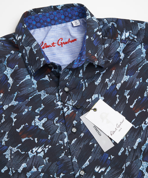 THE AMERIGO SHIRT / NAVY