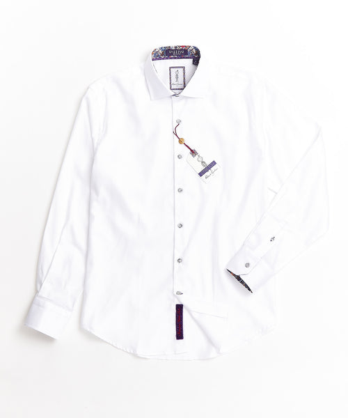 HARPER SHIRT / WHITE