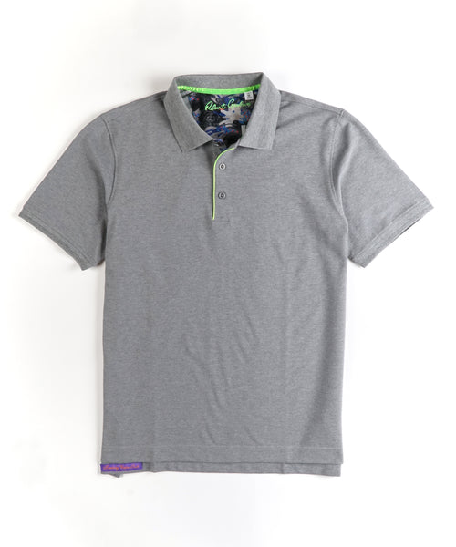CHAMPION POLO / GREY