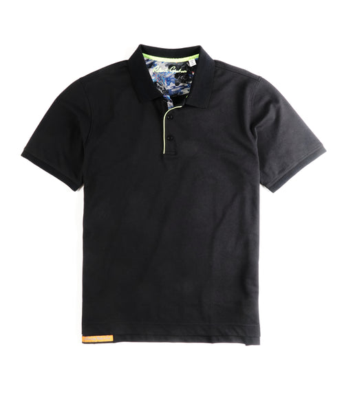 CHAMPION POLO / BLACK