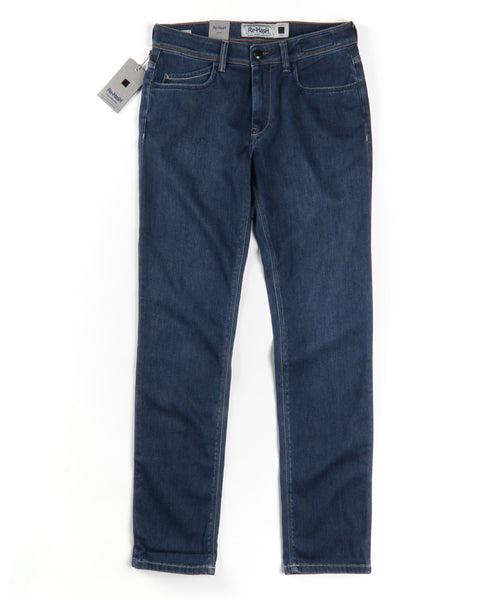 RUBENS 8 oz. WASHED JEANS / BLUE