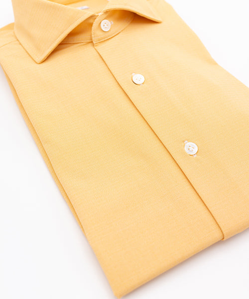 ECO-TECH SOLID SPORT SHIRT / PEACH