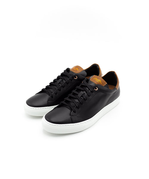 LEGEND LO TOP SNEAKER / BLACK