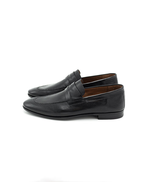 Ortigni Black Loafer 3015912-NERO