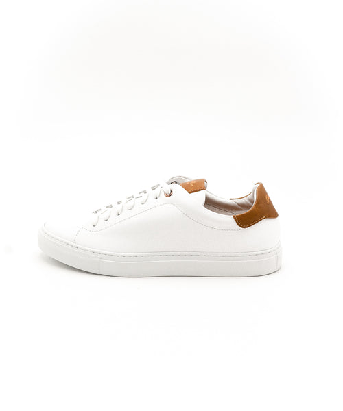 GOOD MAN BRAND WHITE LEGEND LO TOP SNEAKER