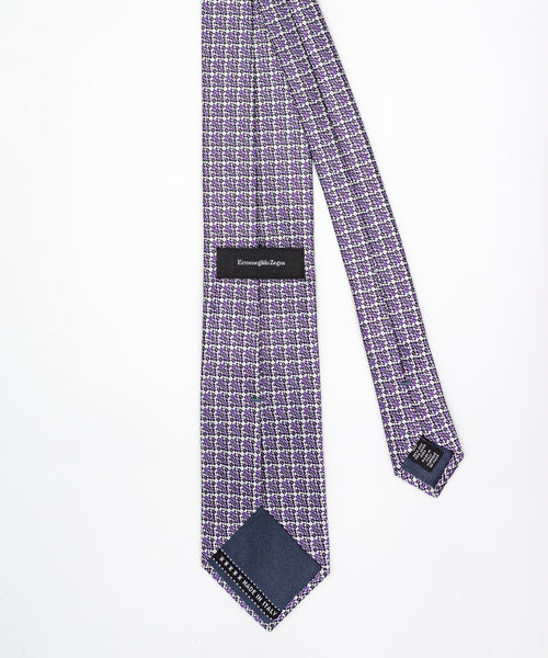 SQUARE PRINT / PURPLE