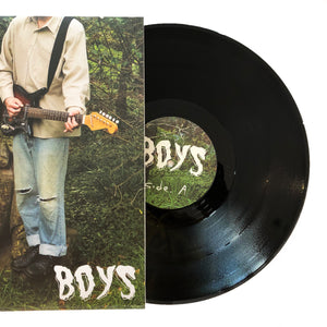 Boys Ep 140gm Black Vinyl