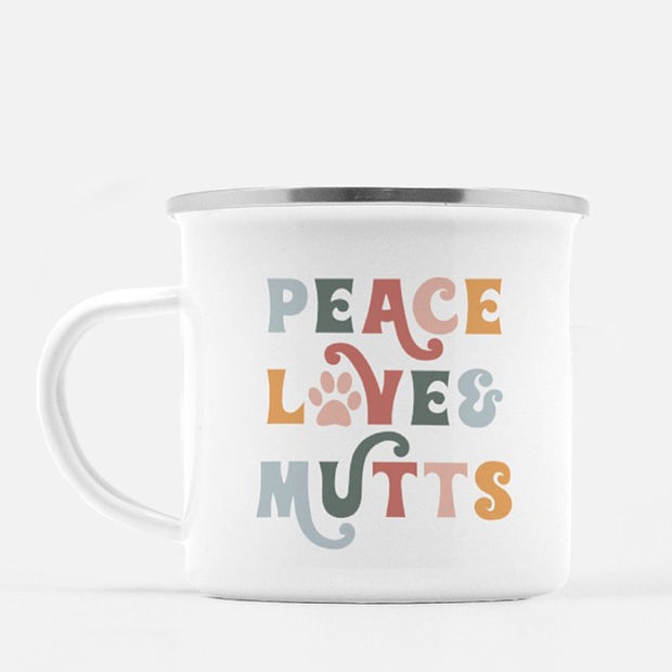 Mutt Mug - ONE HORSE THREADS