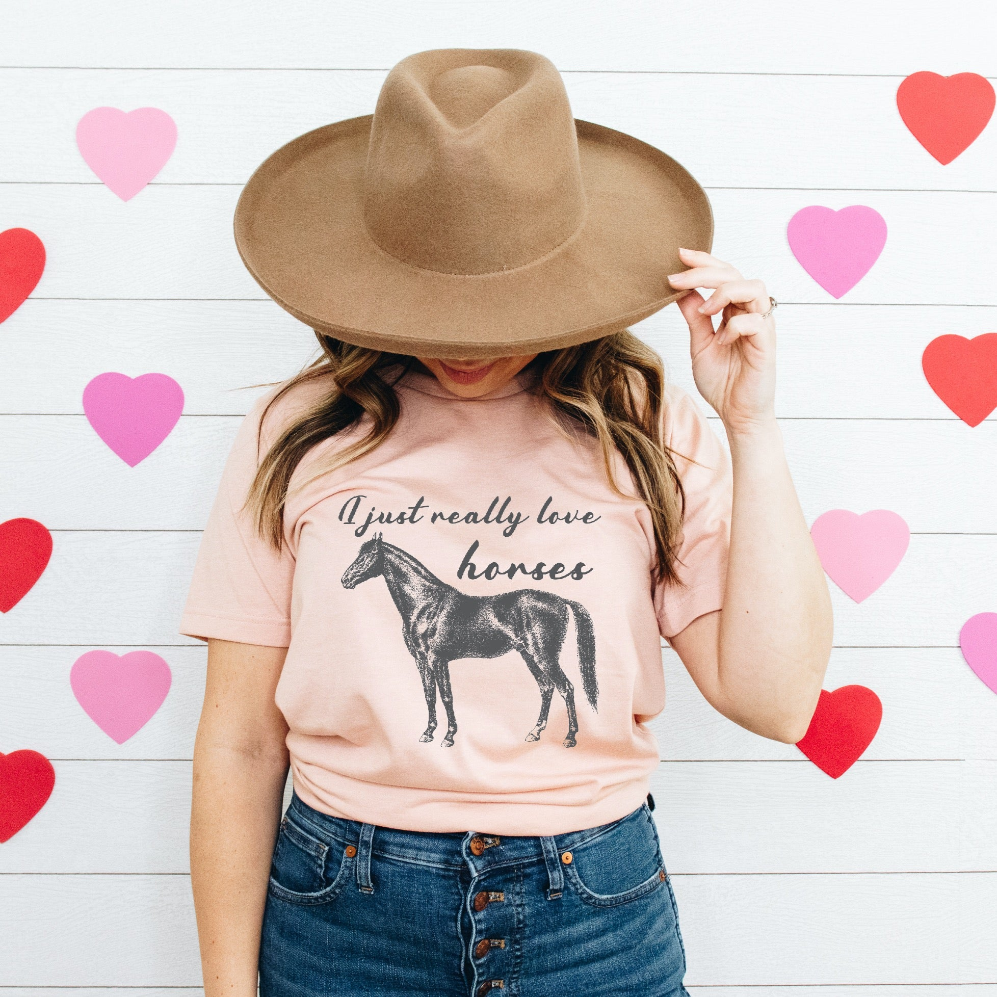 Really Love - ONE HORSE THREADS
