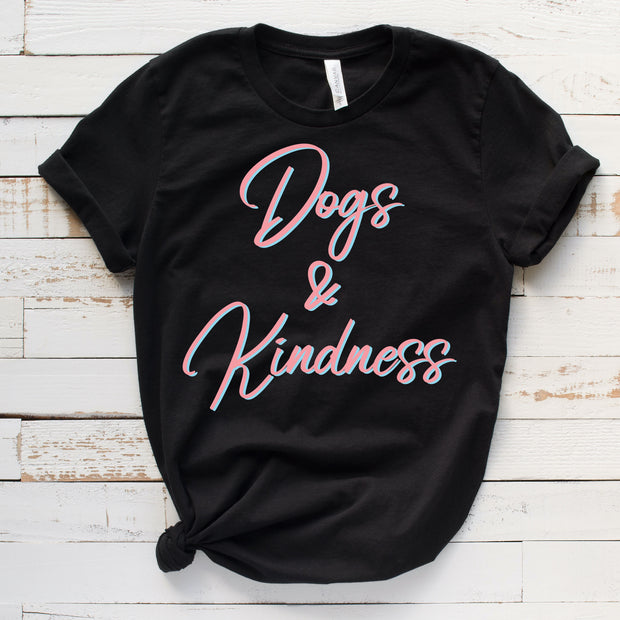 Dogs & Kindness - ONE HORSE THREADS
