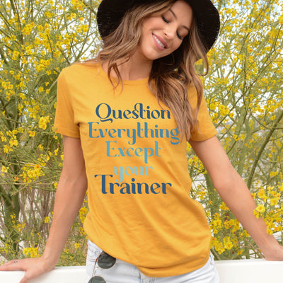 Question - ONE HORSE THREADS