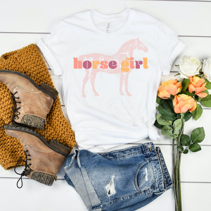 Horse Girl - ONE HORSE THREADS