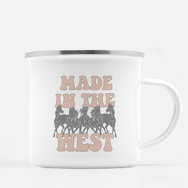 Made in the West Mug