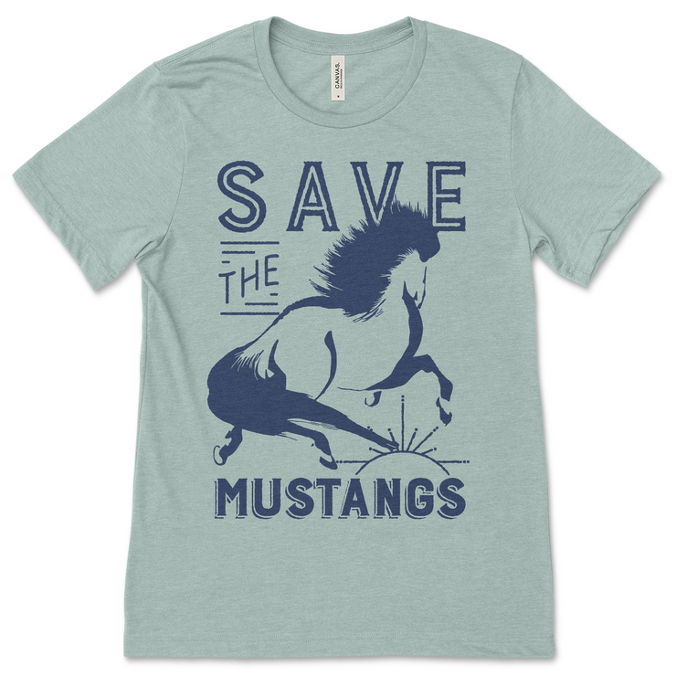 Save The Mustangs