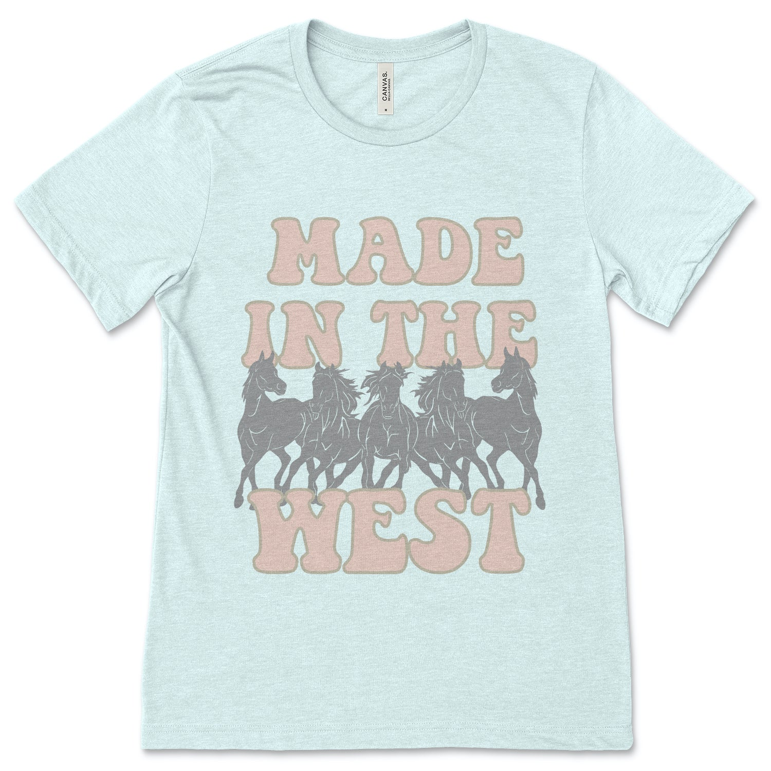 Made in the West - ONE HORSE THREADS