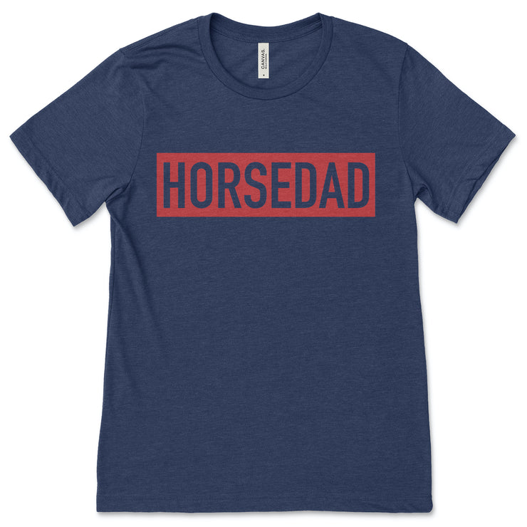 Horse Dad - ONE HORSE THREADS