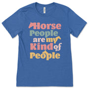 Horse People - ONE HORSE THREADS