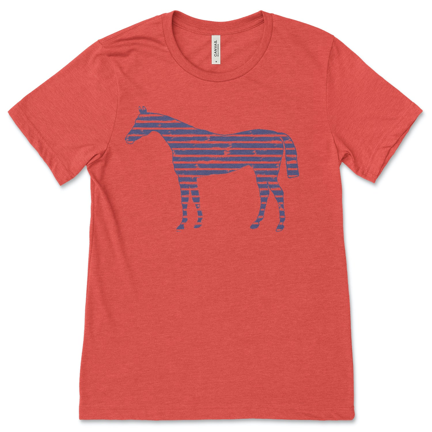 Blue Horse - ONE HORSE THREADS