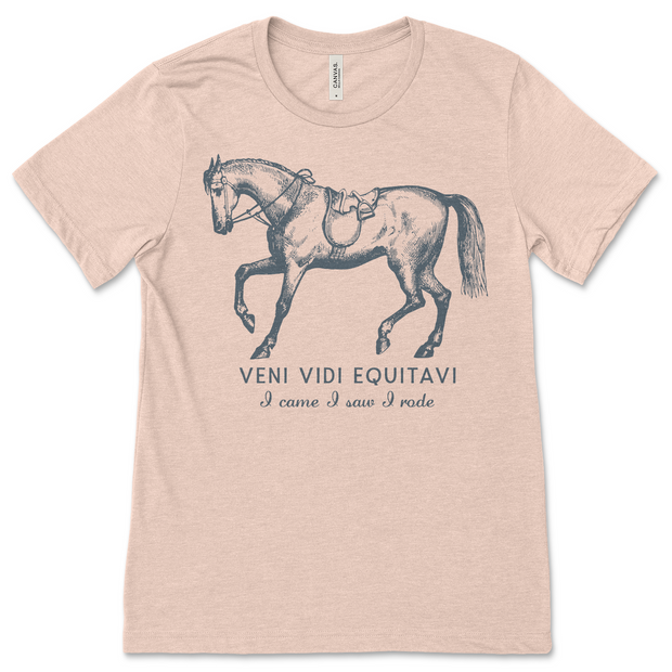 I Rode - ONE HORSE THREADS