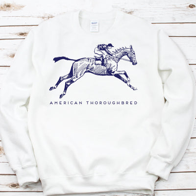 American Tb - ONE HORSE THREADS