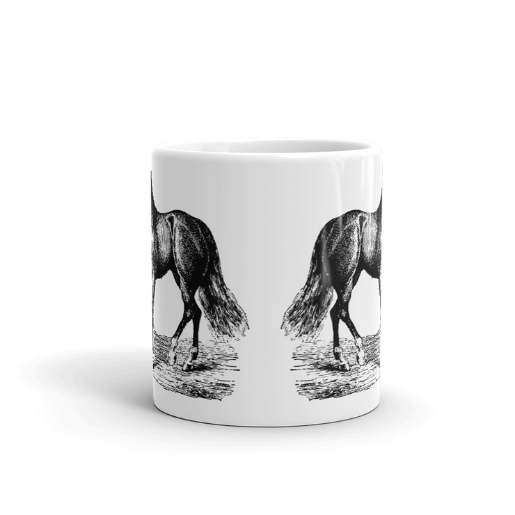 Beauty Mug - ONE HORSE THREADS