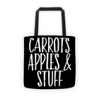 Carrots & Apples Tote - ONE HORSE THREADS