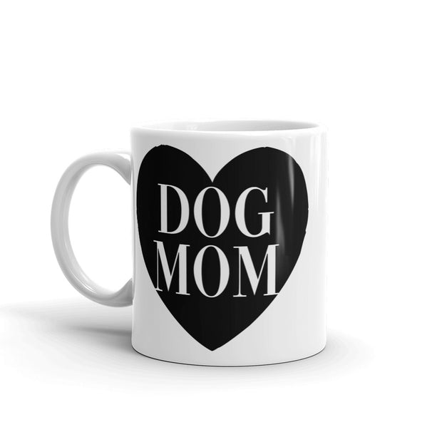 Dog Mom Mug - ONE HORSE THREADS