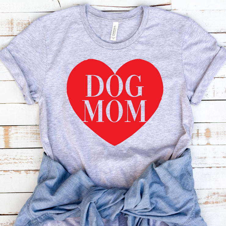 Dog Mom - ONE HORSE THREADS