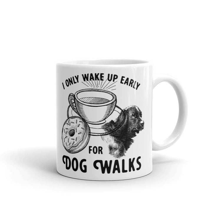 Dog Walk Mug - ONE HORSE THREADS