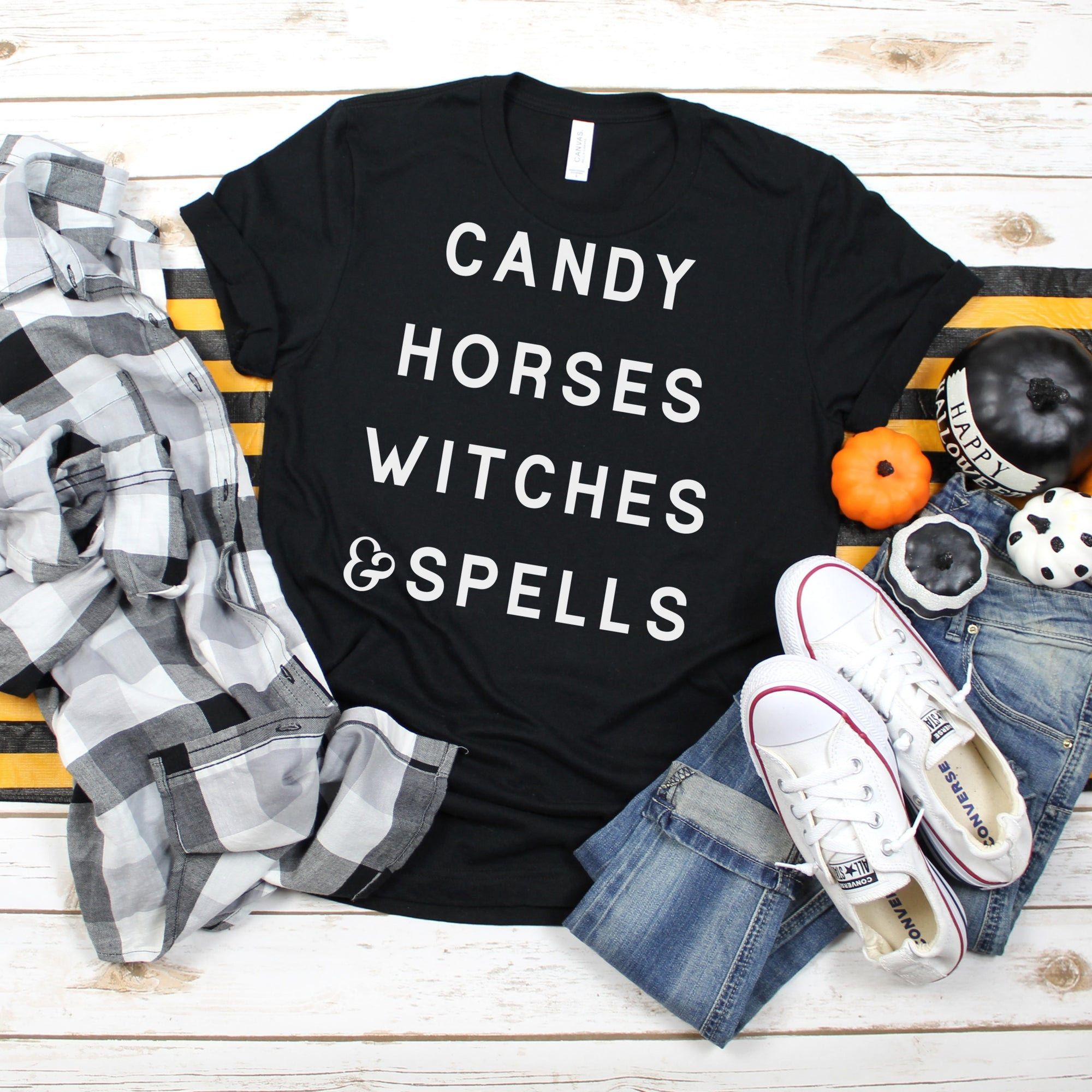 Candy - ONE HORSE THREADS