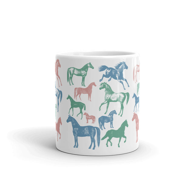 Herd Mug - ONE HORSE THREADS
