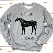 Horse Person - ONE HORSE THREADS