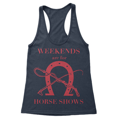 Horse Show Tank - ONE HORSE THREADS