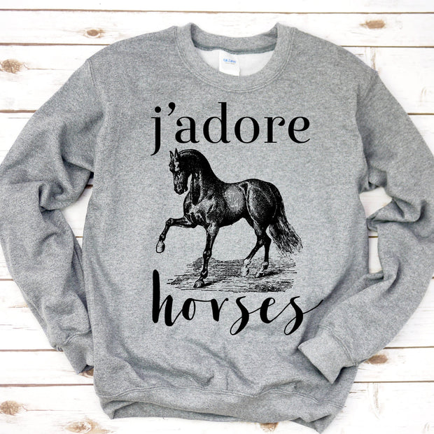 Adore Horses - ONE HORSE THREADS