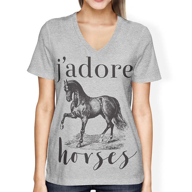 J'Adore Tee - ONE HORSE THREADS
