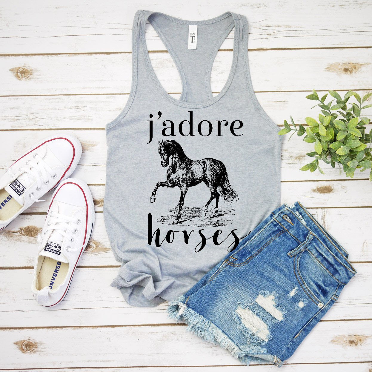 Jadore Horses - ONE HORSE THREADS