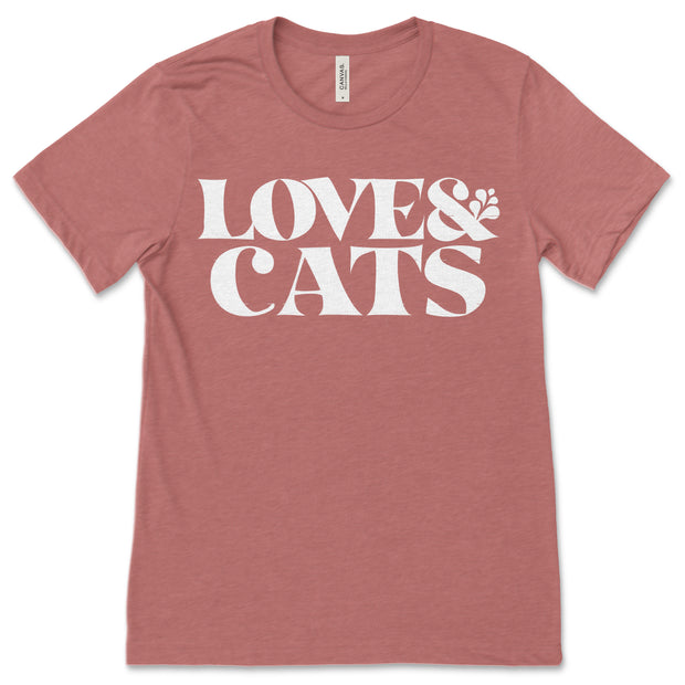 Love & Cats - ONE HORSE THREADS