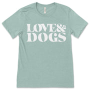 Love & Dogs - ONE HORSE THREADS