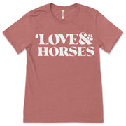 Love & Horses - ONE HORSE THREADS