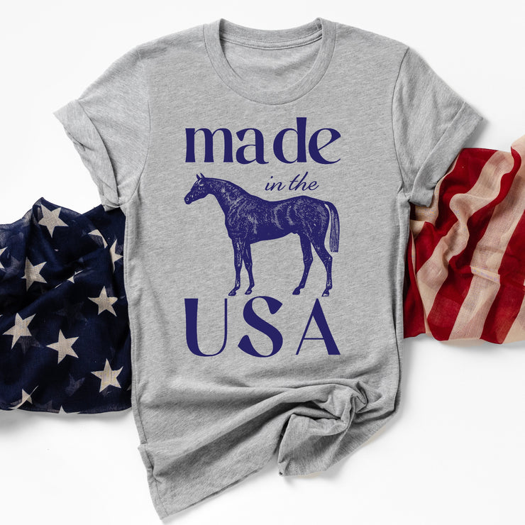 Made in the USA - ONE HORSE THREADS