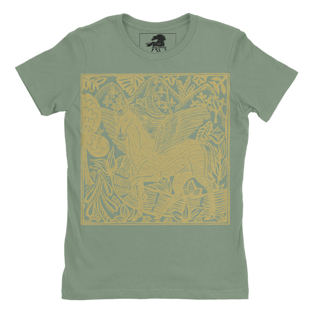 Magic Everyday Tee - ONE HORSE THREADS