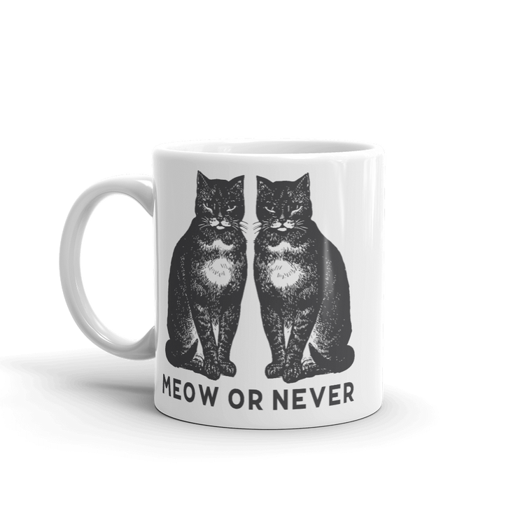 Meow or Never - ONE HORSE THREADS