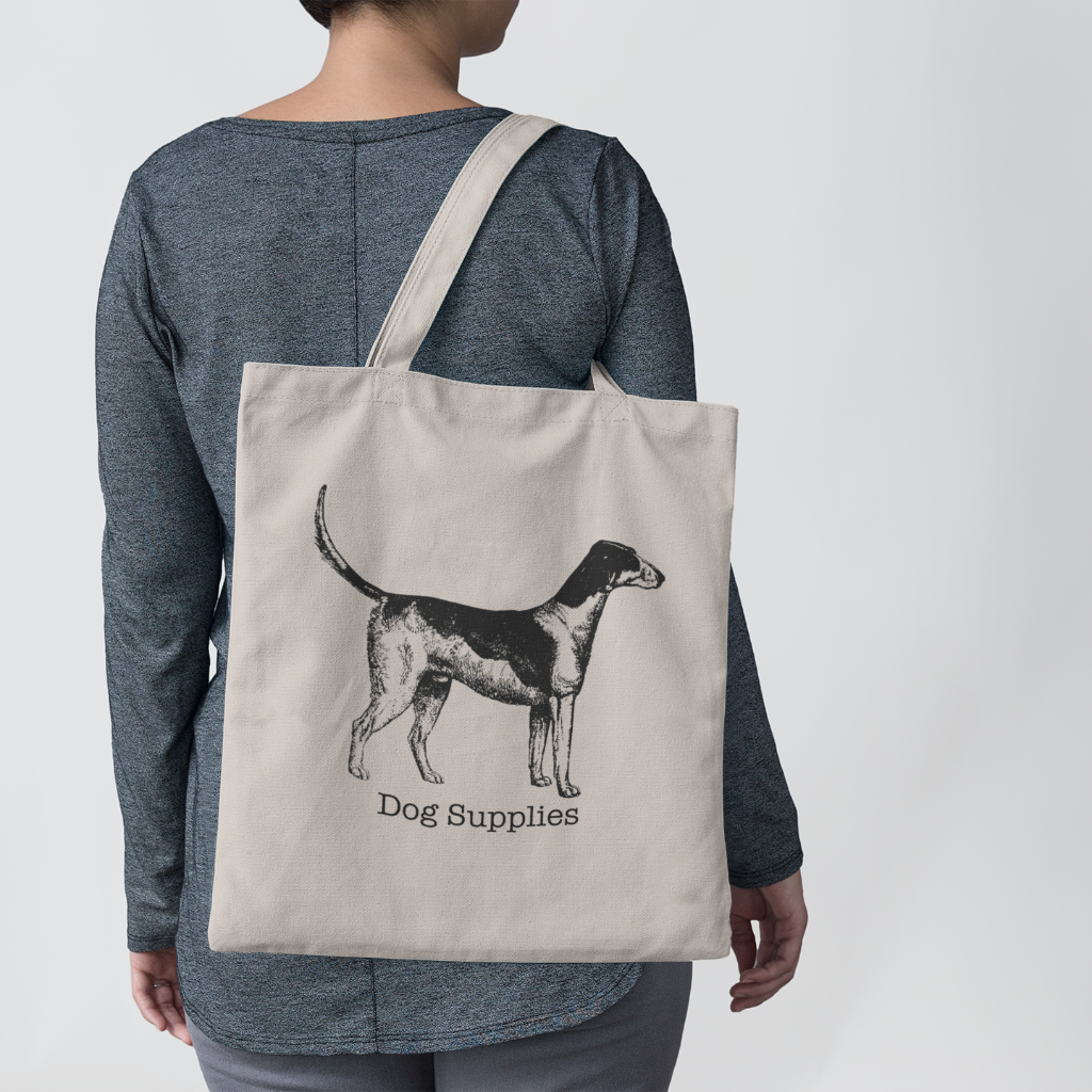 Dog Supplies Tote - ONE HORSE THREADS