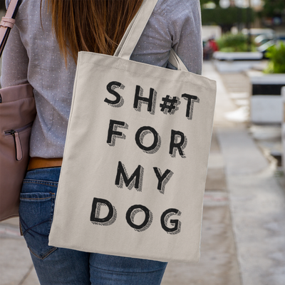 Dog Farmers Tote - ONE HORSE THREADS