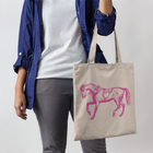 Riding Farmers Tote - ONE HORSE THREADS
