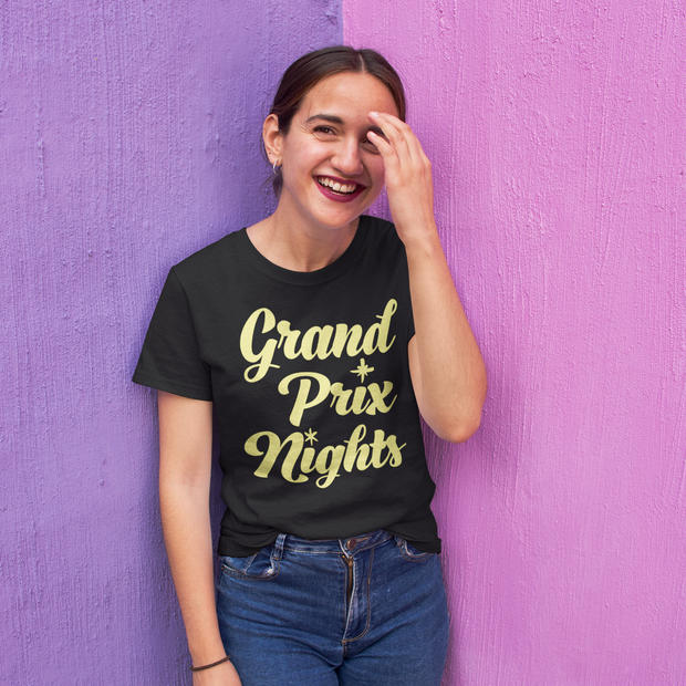 Grand Prix Everyday Tee - ONE HORSE THREADS