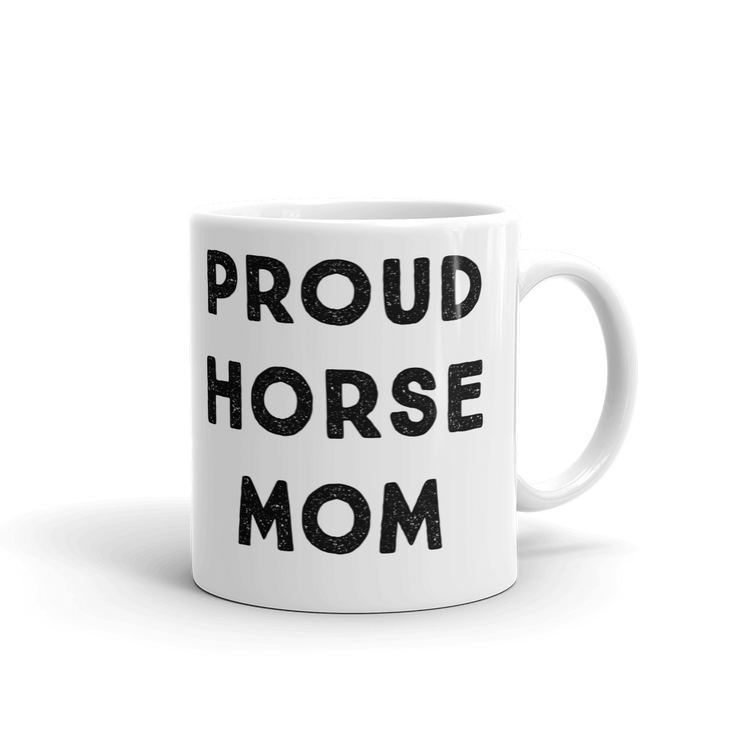 Horse Mom - ONE HORSE THREADS