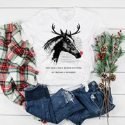 Reindeer Short Sleeve T-Shirt