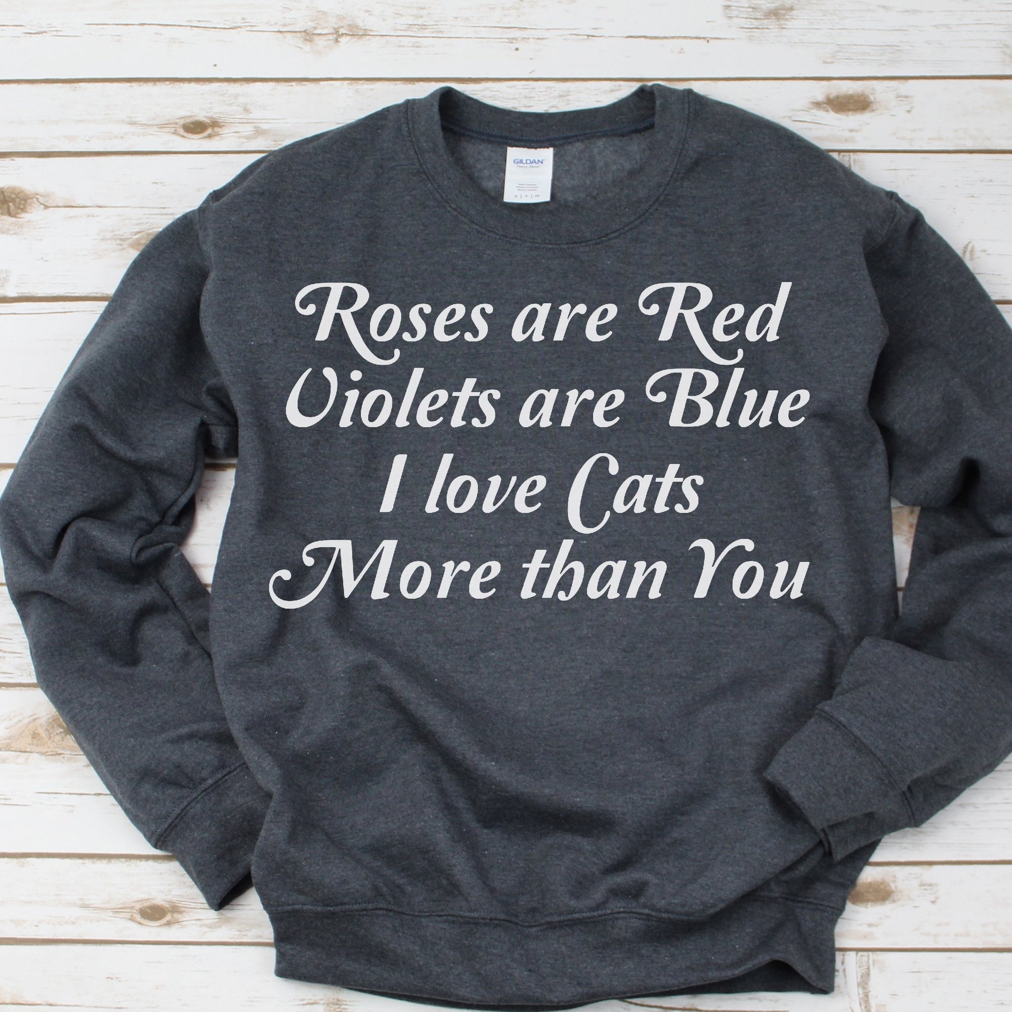 Roses Cats - ONE HORSE THREADS