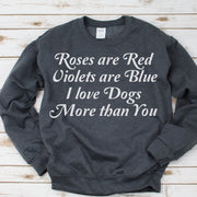 Roses Dogs - ONE HORSE THREADS